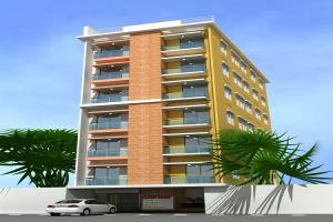 1600 Square Feet Flat for sale @Mirpur