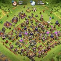 clash of clans townhall 11 max