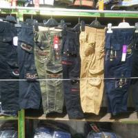 Three quarter pant for baby