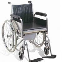 Commode Wheelchair - Taj Scientific