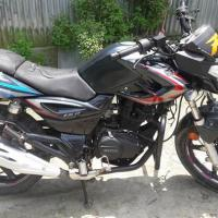 dayun defender 150 cc full fres bike sell,with showroom paper
