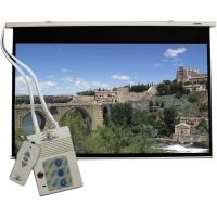 """Motorized/Electric Projection Screen - 60"""" x 60"""""""