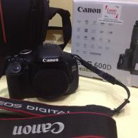 Canon DSLR 600D body only .