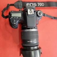 Canon 70D and 18-200 for sell