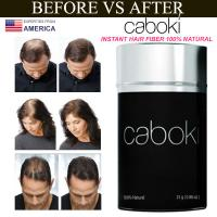 Caboki Hair Building Fiber. Reclaim Your Confidence In Seconds.