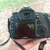 Canon 7D with 50 mm STM