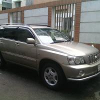 TOYOTA KLUGER Car for sale (Used)