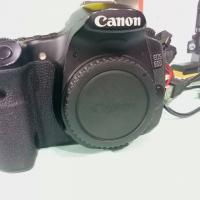 Canon 60D body with Battery Grip