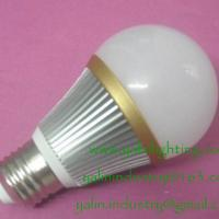 high quality E27 LED bulb, 5W B22 indoor bulb light, high lumens LED lamp, home and commercial energy saving lighting