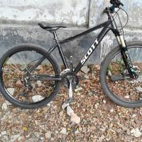 Coystomized Air fork MTB