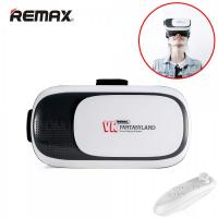 Remax vr box with remote