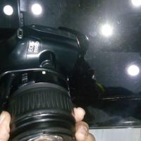 canon 1100d with 18-55mm lens