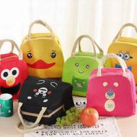Lunch Bag Portable Insulated Cooler Bags Thermal Food Picnic Lunchbox
