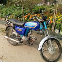 Honda cd 70 cc Japan
