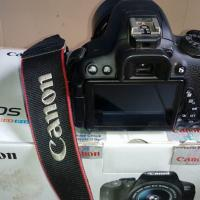 Canon 700d with 50mm 1.8 STM Lens