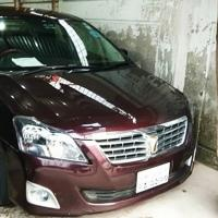 2008 TOYOTA PREMIO F for sale!
