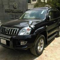 2004 Toyota Land Cruiser Prado TX-Limited