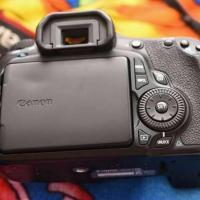 canon 60D with 18-55 lens
