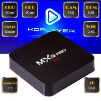 Original MXQ Pro 4K Android 7.1 tv box