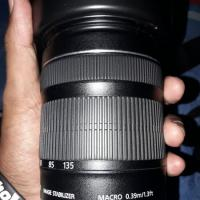 canon 18-135is stm f3.5-5.6 zoom lens