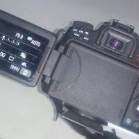 canon 760d body with 50 mmlens