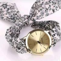 Montre 2017 Vogue Floral Wristwatch