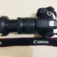 1200d canon With 18-135mm lens