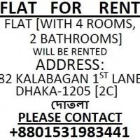 ENTIRE* Flat for Rent (no single rooms/seats)