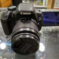 Canon 600D With 18-55mm IS ||