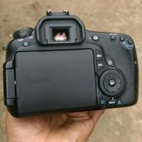 Canon 60D With 18-55 mm STM lens