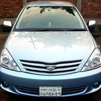 TOYOTA ALLION G EDITION, Octane driven only, available for sell