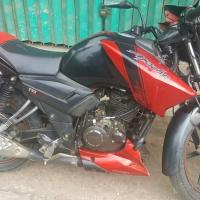 Apache 150 Rtr red black,