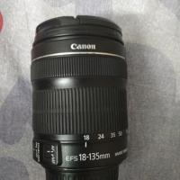 Canon 18-135mm is stm