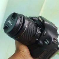 Canon 600D with 18-55 kit lens