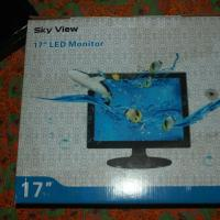 sky view led 17 inch monitor