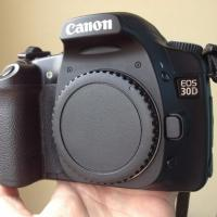 Canon 30D Professional DSLR (Made In Japan) Only Body