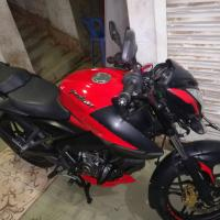 Pulsar NS 160cc- Red -Model-2018