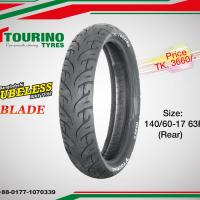 Tubeless Bike Tyre - Pattern: BLADE