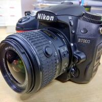 Want to sell my Nikon D7000 with 2 lens & Flash Light