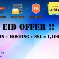Domain Hosting SSL EID OFFER !!