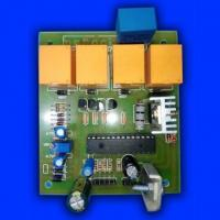 Automatic Voltage Stabilizer Circuit (4 Relay)(4 LEDs)