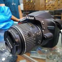 Nikon D3200 with full setup