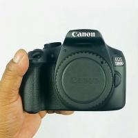 Canon Eos 1300D with FF - S 18 - 55mm kit Lens