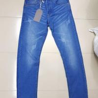Mens Knit Denim pant