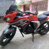 Bike For Sell ( Fazer ) 150 cc