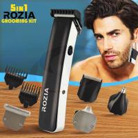 Rozia Face And Head All-In-One Multi groom 5 in 1