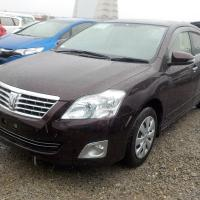TOYOTA PREMIO F-EX RED WINE 2015