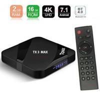 TX 3 MAX Android TV Box With 1 Years Warranty