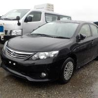TOYOTA ALLION G BLACK 2015