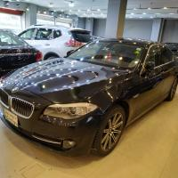 BMW 5 SERIES 520d BLACK 2011